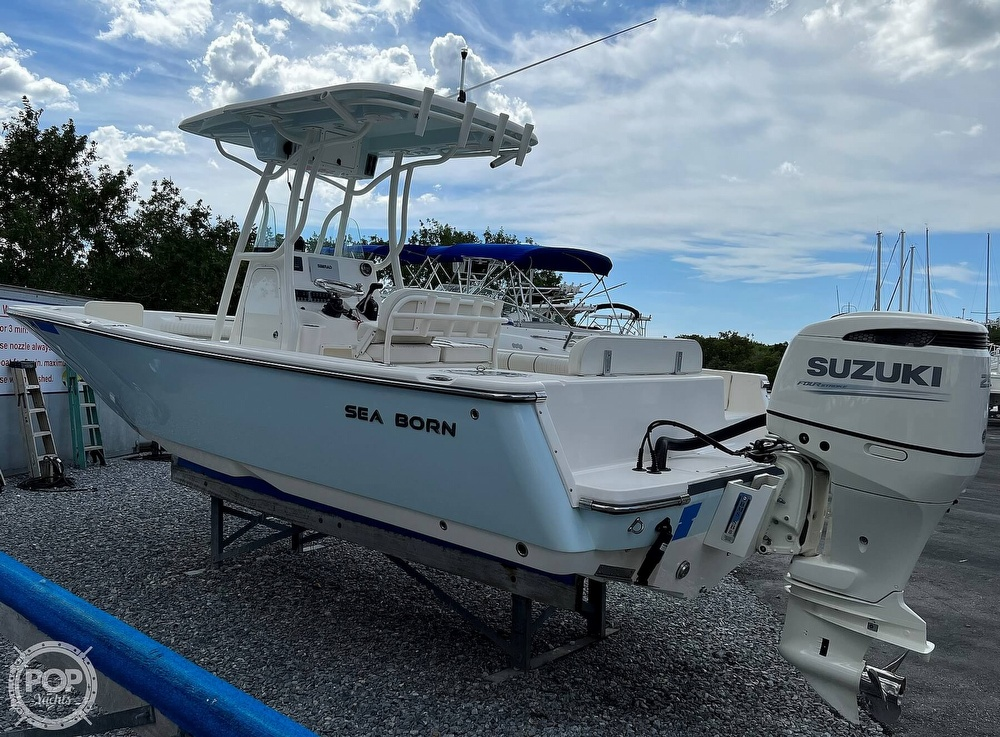 2019 Sea Born boat for sale, model of the boat is LX24 & Image # 18 of 40