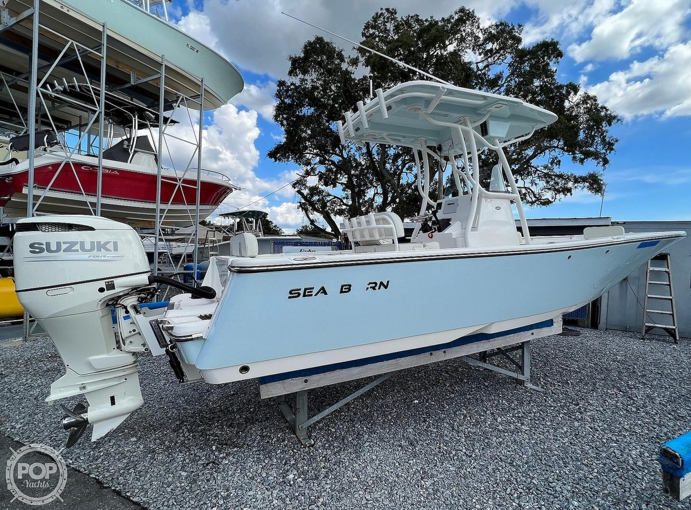 2019 Sea Born boat for sale, model of the boat is LX24 & Image # 20 of 40