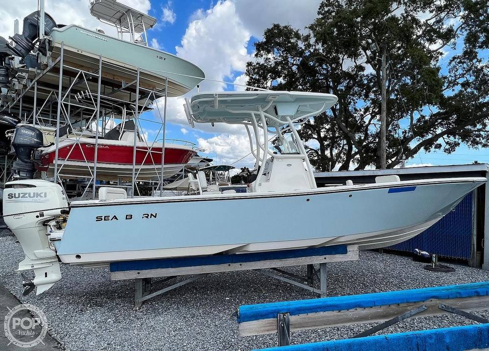 2019 Sea Born boat for sale, model of the boat is LX24 & Image # 21 of 40