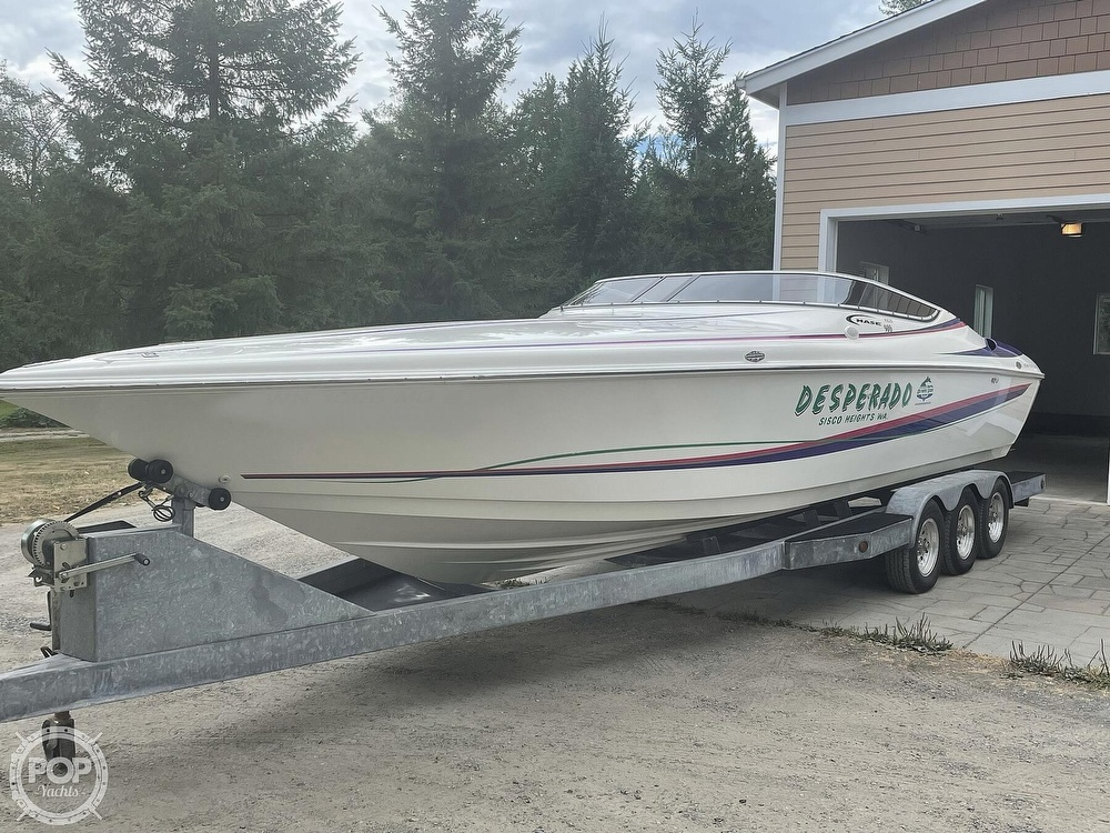 1996 Campion boat for sale, model of the boat is Chase 910 & Image # 3 of 40