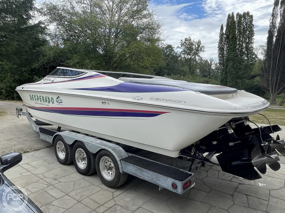 1996 Campion boat for sale, model of the boat is Chase 910 & Image # 17 of 40