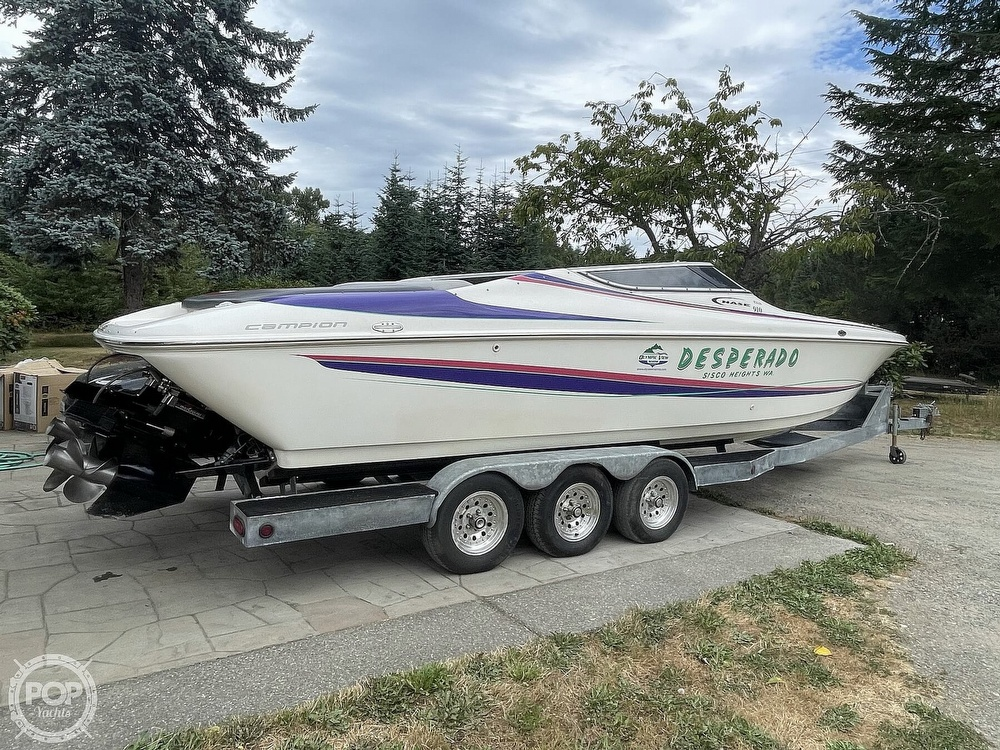 1996 Campion boat for sale, model of the boat is Chase 910 & Image # 19 of 40