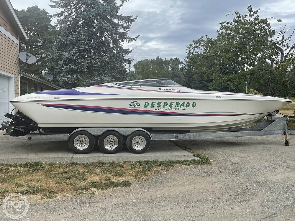 1996 Campion boat for sale, model of the boat is Chase 910 & Image # 20 of 40
