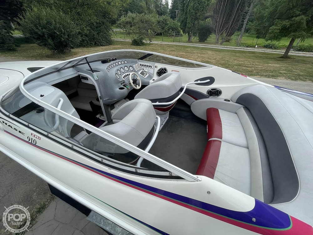 1996 Campion boat for sale, model of the boat is Chase 910 & Image # 6 of 40