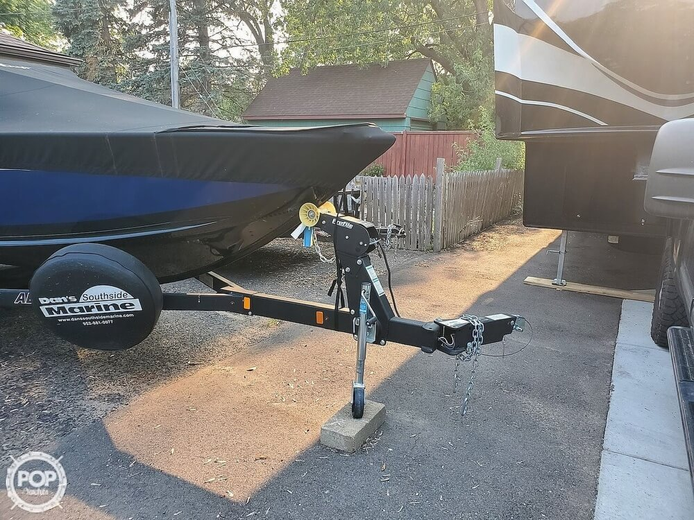 2018 Alumacraft boat for sale, model of the boat is 205 COMPETITOR & Image # 10 of 12