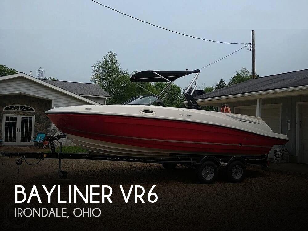 2016 Bayliner boat for sale, model of the boat is VR6 & Image # 1 of 40