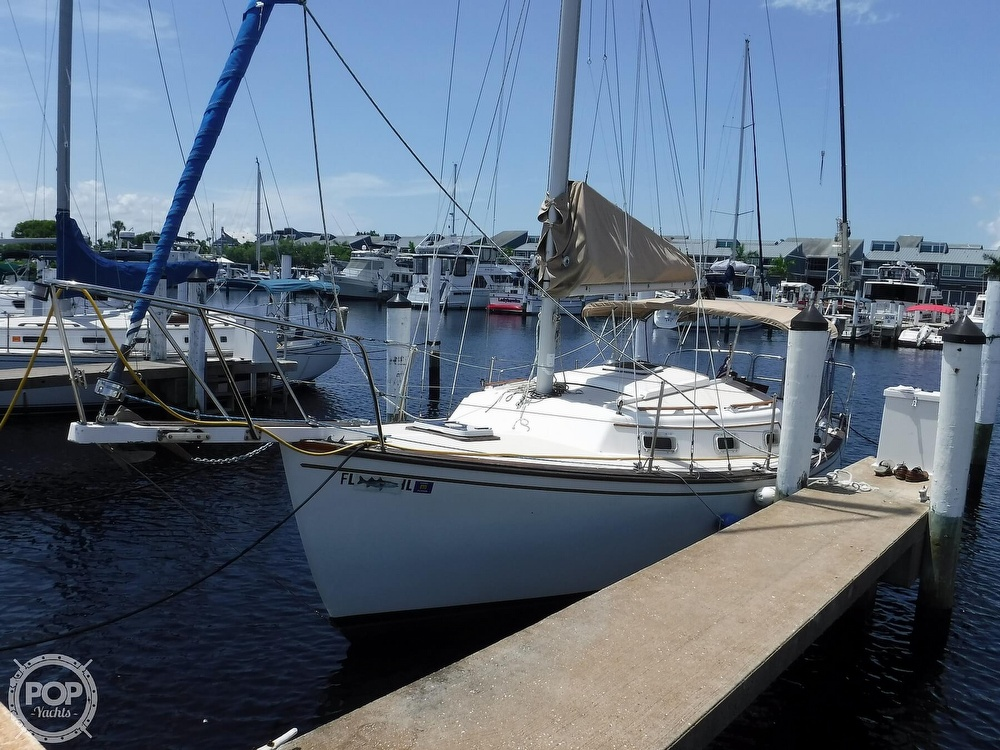 1982 Island Packet boat for sale, model of the boat is 26 MKII & Image # 2 of 40