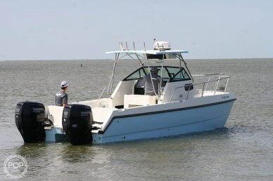 1997 Sea Cat SL5C With 150hp Tohatsu Four Stroke Motors