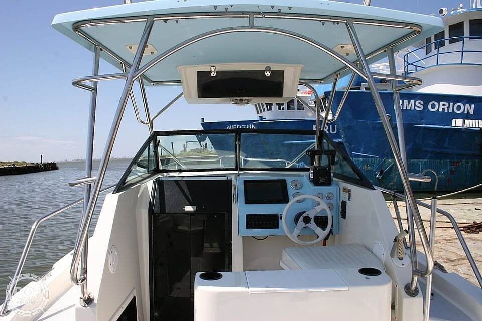1997 Sea Cat boat for sale, model of the boat is SL5C Cuddy & Image # 2 of 40