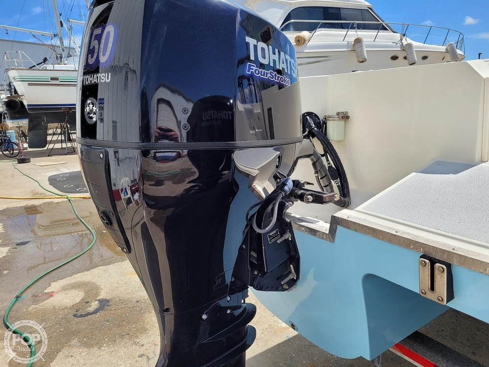 1997 Sea Cat boat for sale, model of the boat is SL5C Cuddy & Image # 27 of 40