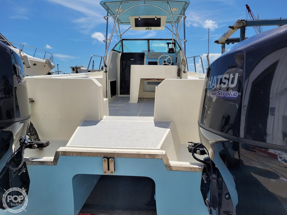 1997 Sea Cat boat for sale, model of the boat is SL5C Cuddy & Image # 28 of 40