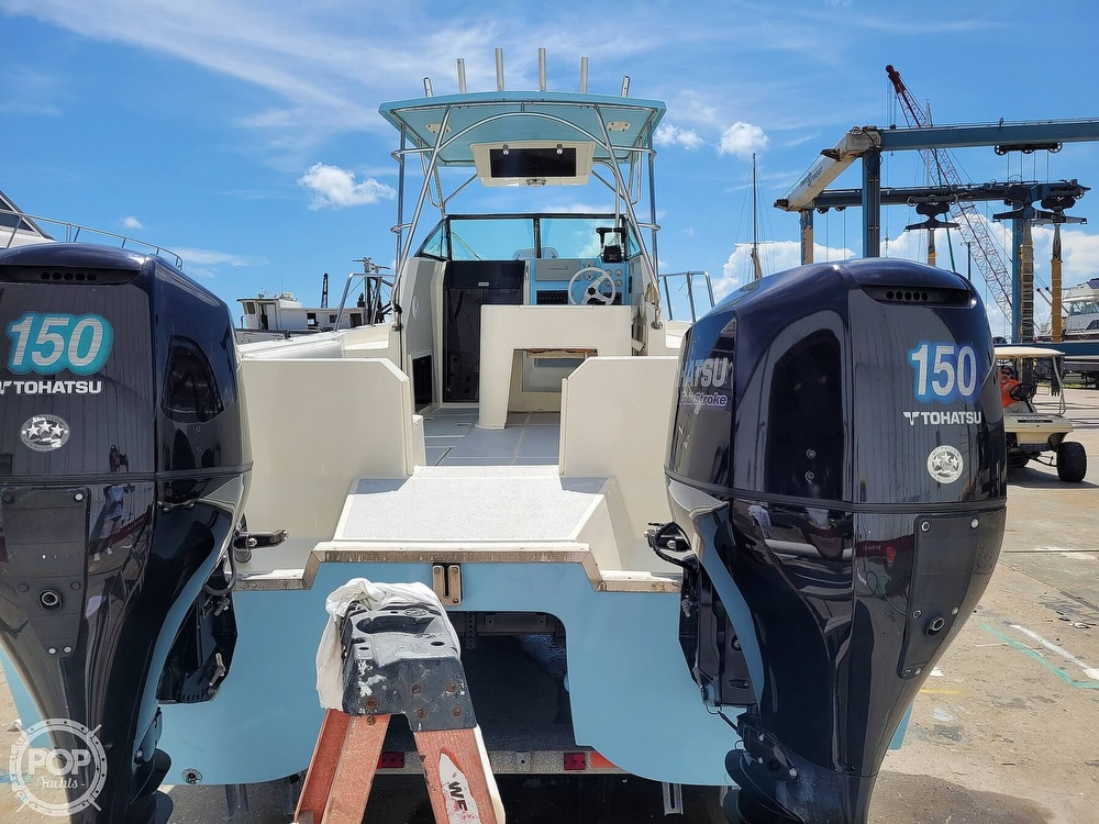 1997 Sea Cat boat for sale, model of the boat is SL5C Cuddy & Image # 3 of 40