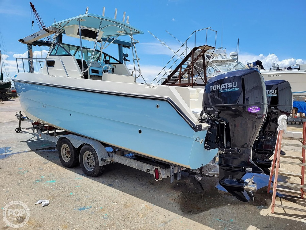 1997 Sea Cat boat for sale, model of the boat is SL5C Cuddy & Image # 12 of 40