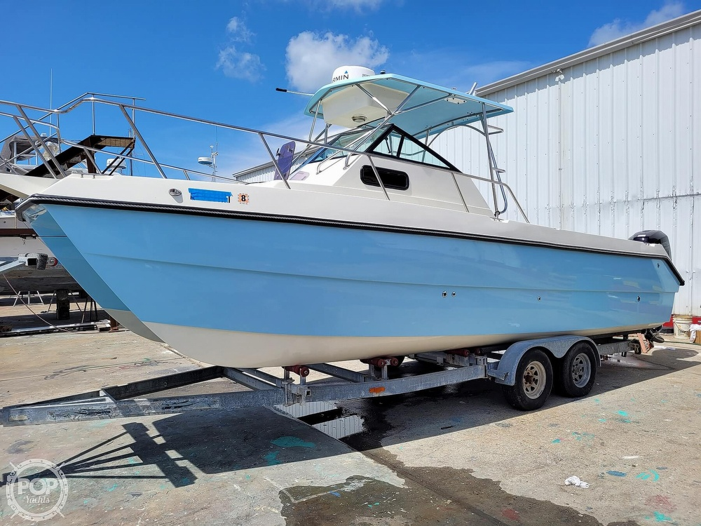 1997 Sea Cat boat for sale, model of the boat is SL5C Cuddy & Image # 29 of 40