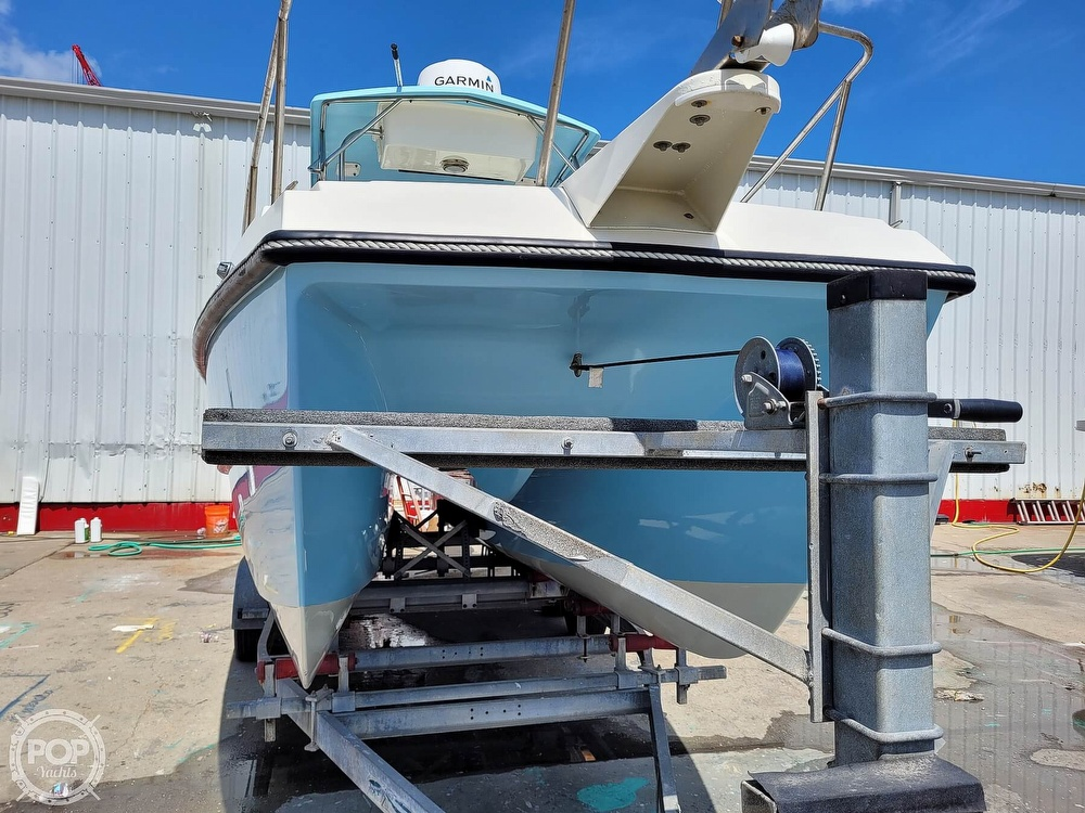1997 Sea Cat boat for sale, model of the boat is SL5C Cuddy & Image # 30 of 40