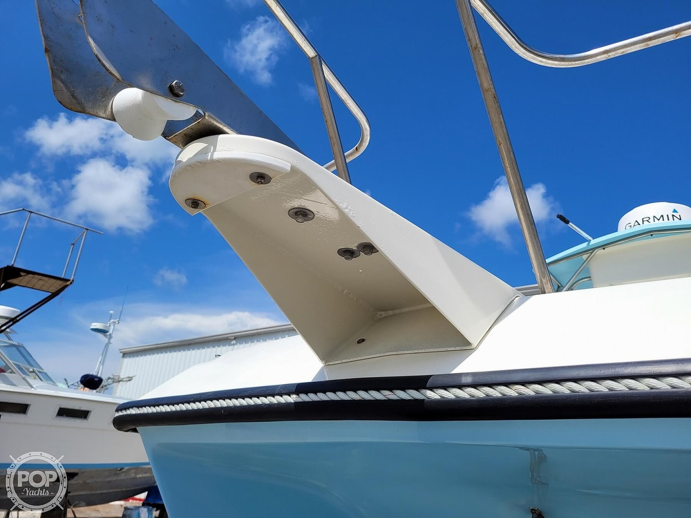 1997 Sea Cat boat for sale, model of the boat is SL5C Cuddy & Image # 32 of 40