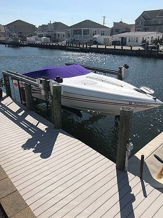 1998 Baja boat for sale, model of the boat is Boss & Image # 5 of 40