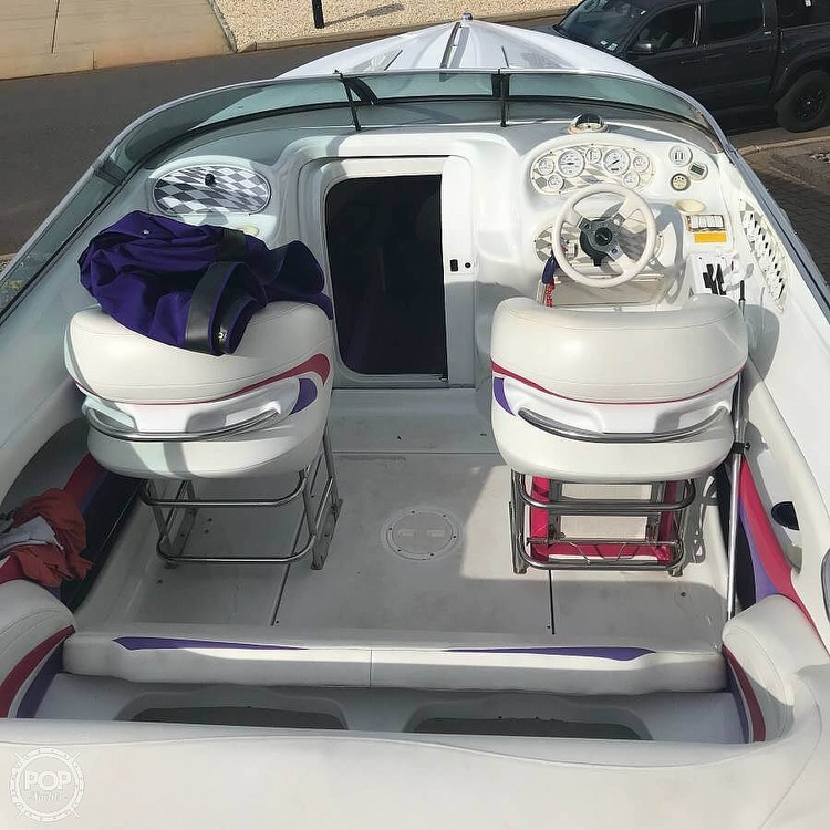 1998 Baja boat for sale, model of the boat is Boss & Image # 6 of 40