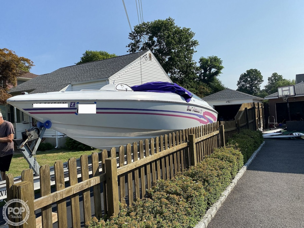 1998 Baja boat for sale, model of the boat is Boss & Image # 2 of 40