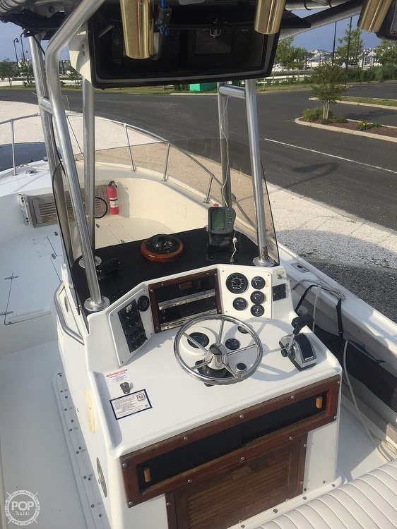 1979 Mako boat for sale, model of the boat is 23 & Image # 2 of 13