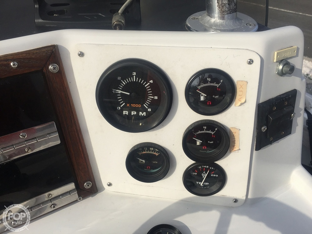1979 Mako boat for sale, model of the boat is 23 & Image # 8 of 13