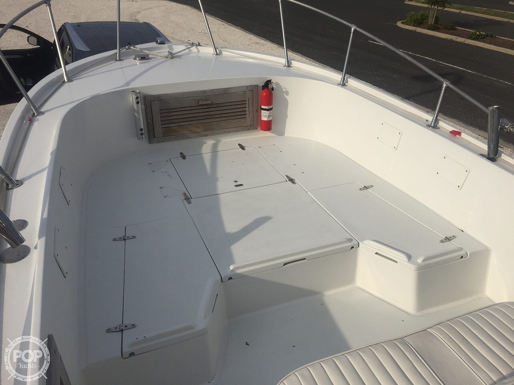 1979 Mako boat for sale, model of the boat is 23 & Image # 9 of 13