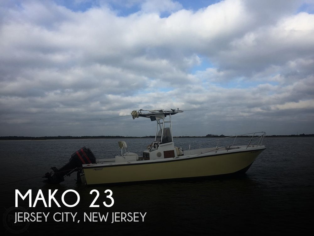 1979 Mako boat for sale, model of the boat is 23 & Image # 1 of 13