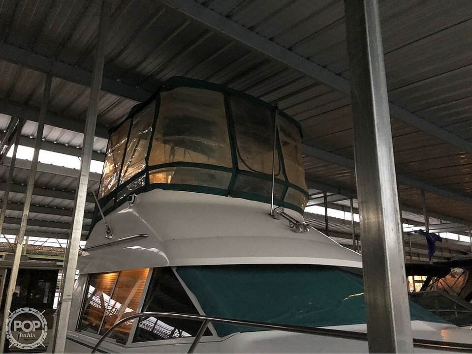 1994 Silverton boat for sale, model of the boat is 31 Convertible & Image # 9 of 26