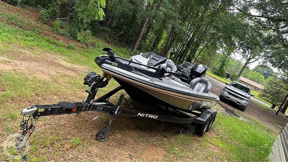 2020 Nitro boat for sale, model of the boat is 18 & Image # 3 of 3
