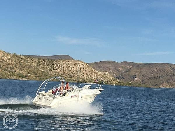 1995 Larson boat for sale, model of the boat is Cabrio 250 & Image # 2 of 40