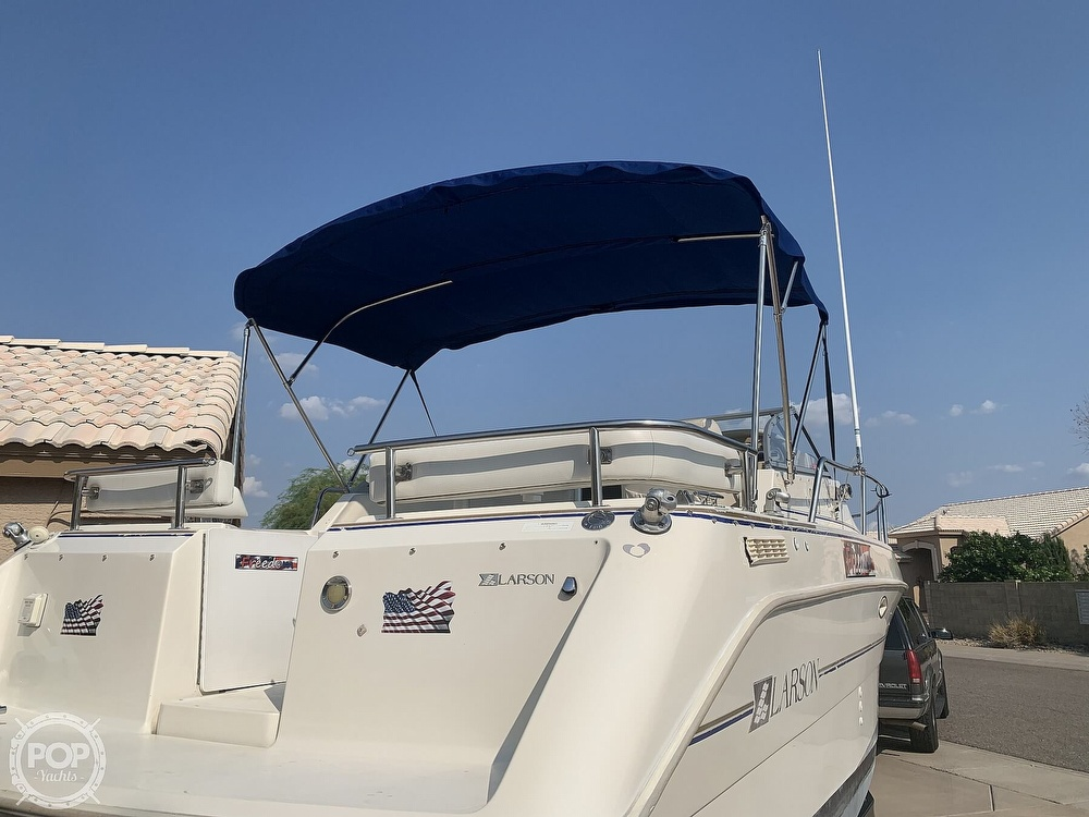 1995 Larson boat for sale, model of the boat is Cabrio 250 & Image # 6 of 40