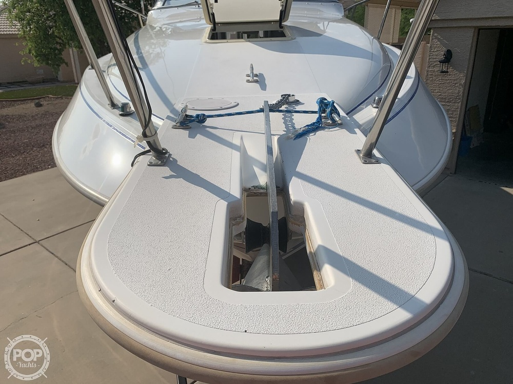 1995 Larson boat for sale, model of the boat is Cabrio 250 & Image # 24 of 40