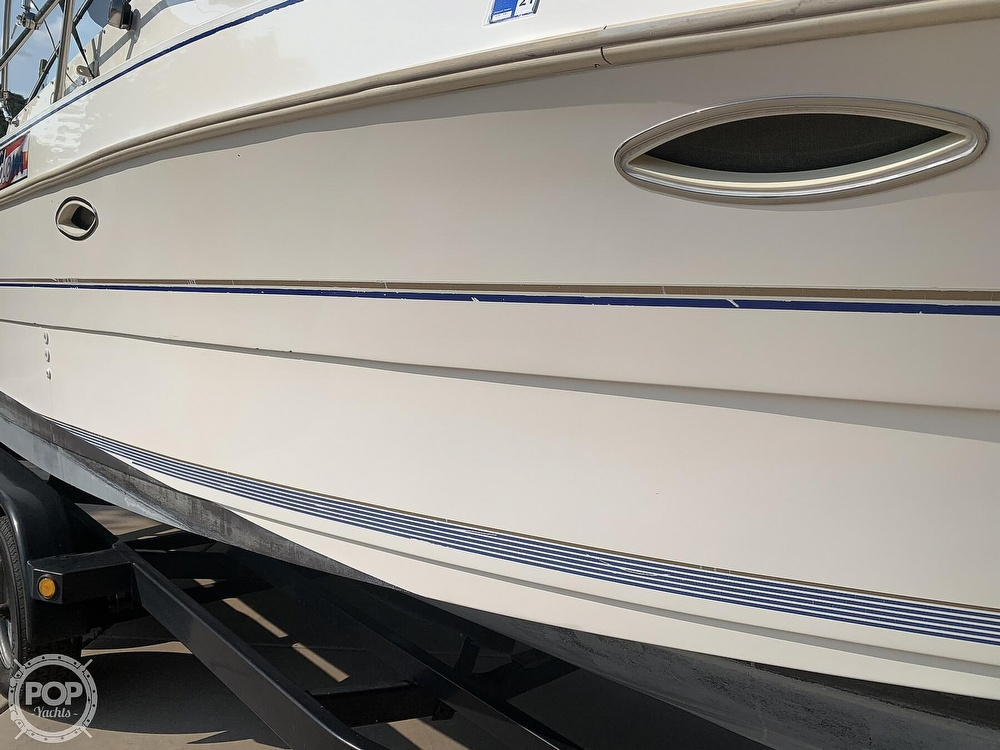 1995 Larson boat for sale, model of the boat is Cabrio 250 & Image # 34 of 40
