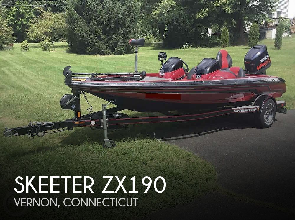 2009 SKEETER ZX190 for sale