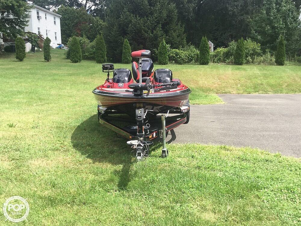 2009 Skeeter boat for sale, model of the boat is ZX190 & Image # 10 of 40