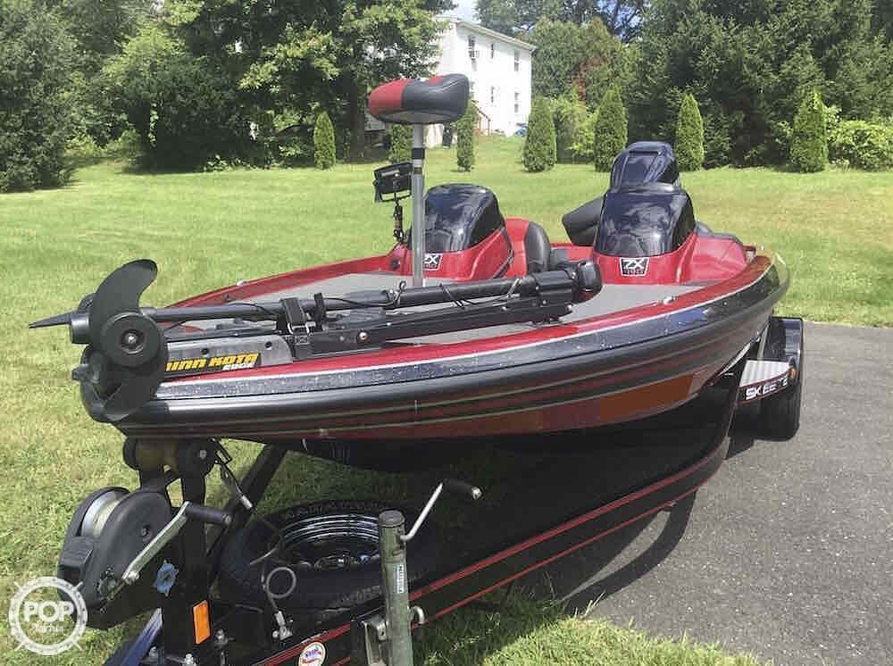 2009 Skeeter boat for sale, model of the boat is ZX190 & Image # 20 of 40