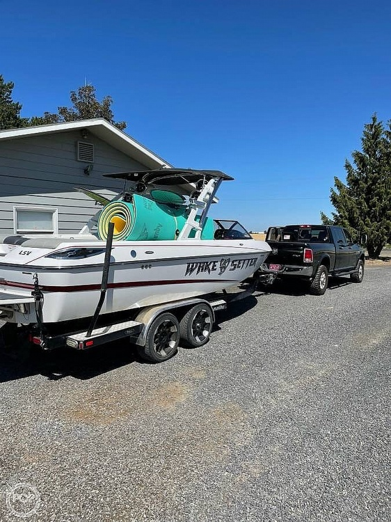 2011 Malibu boat for sale, model of the boat is Wakesetter 23 LSV & Image # 3 of 19
