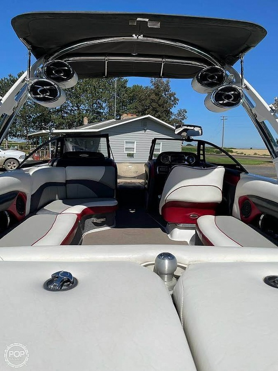 2011 Malibu boat for sale, model of the boat is Wakesetter 23 LSV & Image # 10 of 19