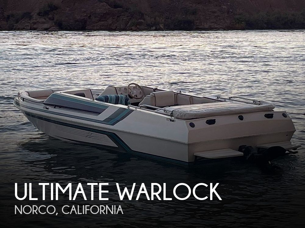 1994 Ultimate Warlock boat for sale, model of the boat is 210 LXI Open Bow & Image # 1 of 40