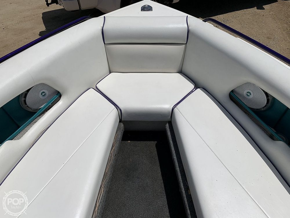 1994 Ultimate Warlock boat for sale, model of the boat is 210 LXI Open Bow & Image # 8 of 40