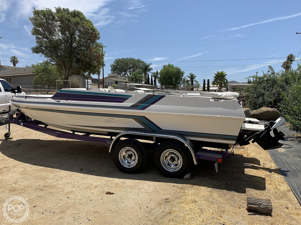 1994 Ultimate Warlock boat for sale, model of the boat is 210 LXI Open Bow & Image # 3 of 40
