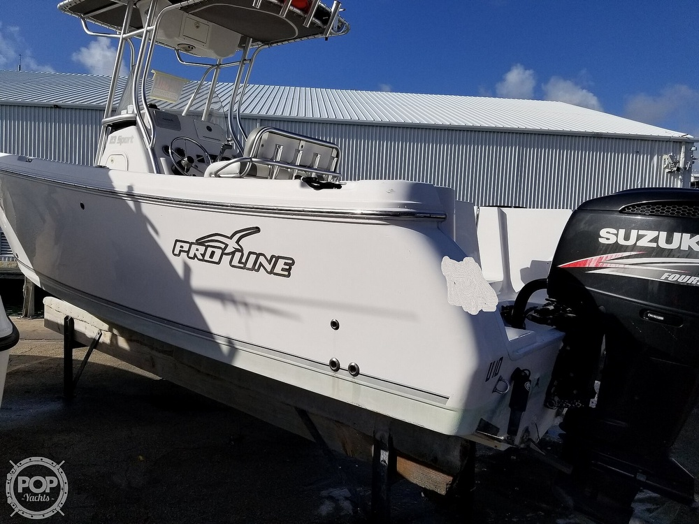 2015 Pro-Line boat for sale, model of the boat is 23 Sport & Image # 9 of 40
