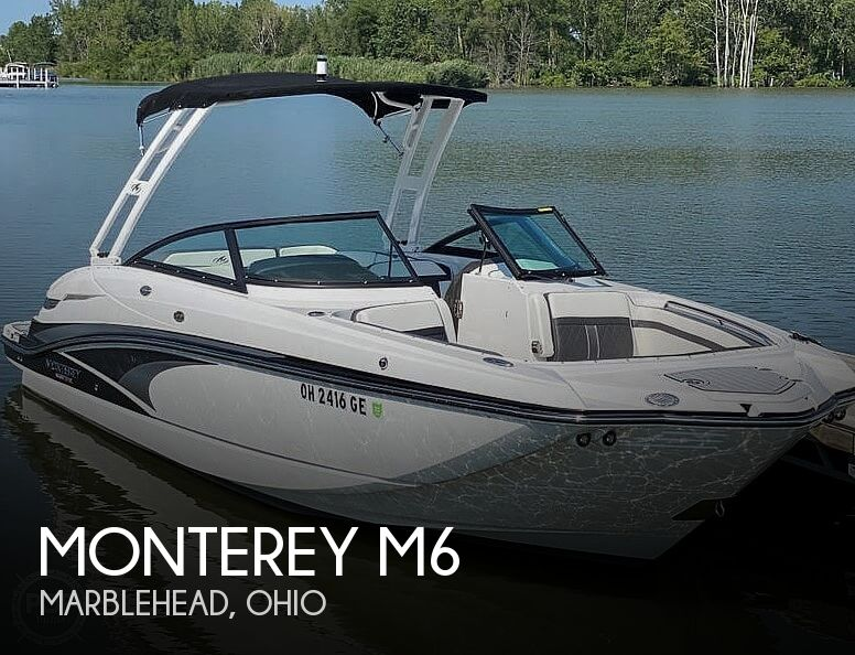 Used Monterey Boats For Sale by owner | 2020 Monterey M6