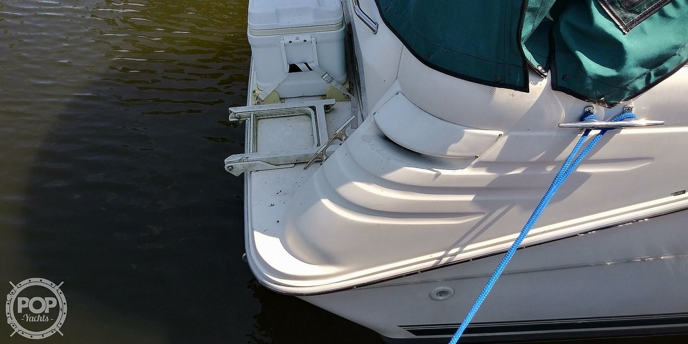 1996 Sea Ray boat for sale, model of the boat is 270 Sundancer & Image # 16 of 41