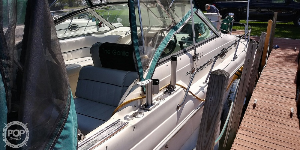 1996 Sea Ray boat for sale, model of the boat is 270 Sundancer & Image # 19 of 41