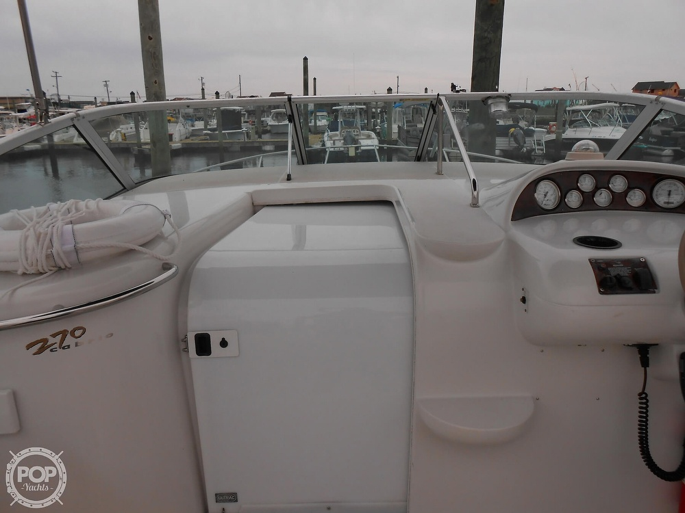 1997 Larson boat for sale, model of the boat is 270 Cabrio & Image # 31 of 40