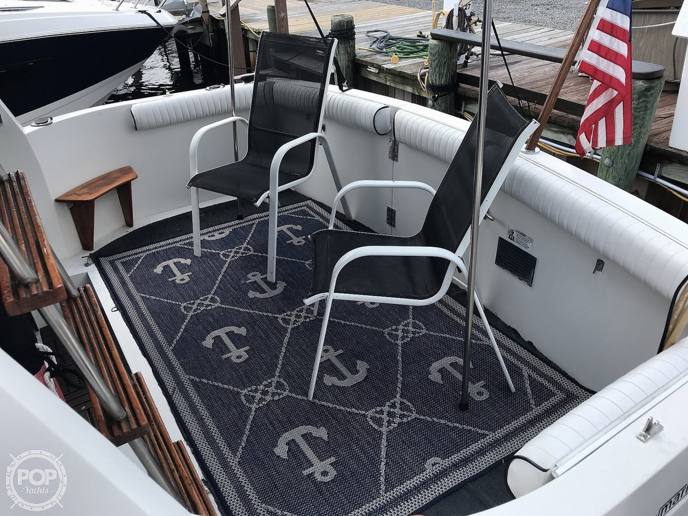 1987 Carver boat for sale, model of the boat is 2897 Mariner & Image # 10 of 40