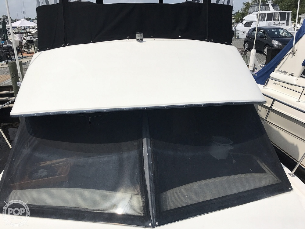 1987 Carver boat for sale, model of the boat is 2897 Mariner & Image # 30 of 40