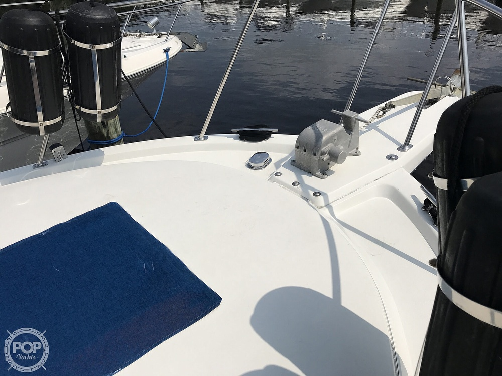 1987 Carver boat for sale, model of the boat is 2897 Mariner & Image # 36 of 40