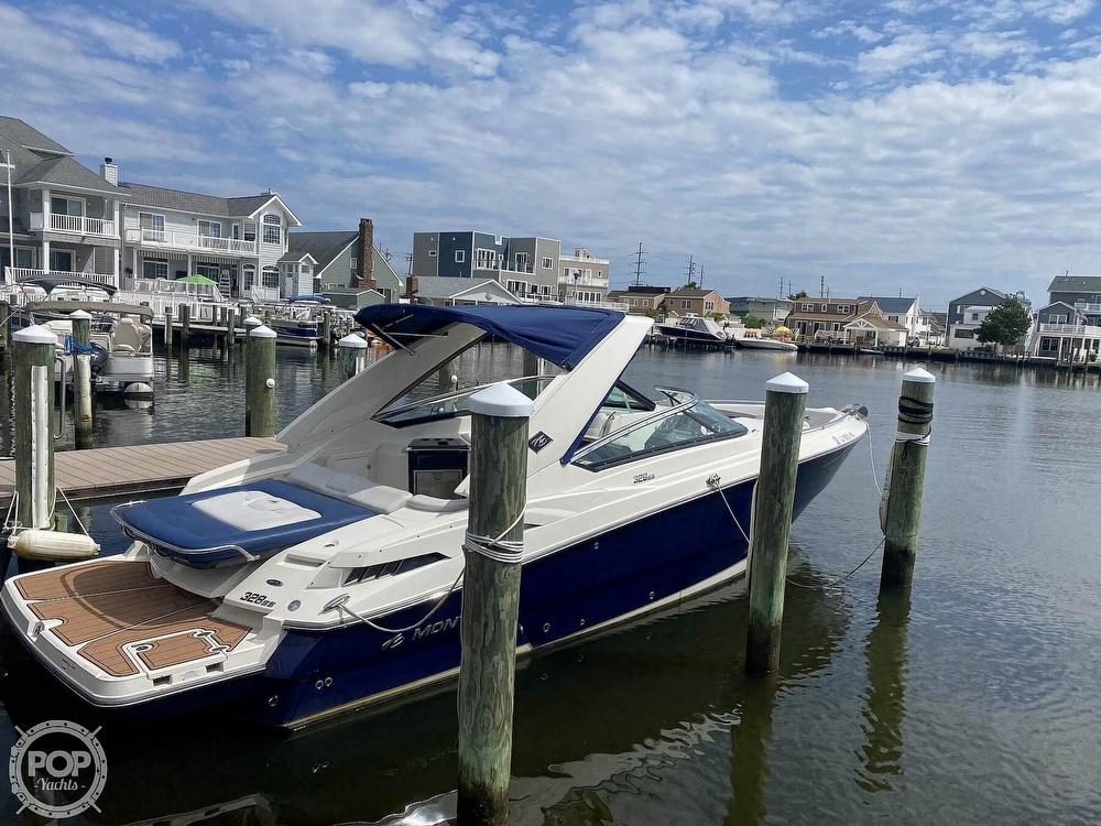 2011 Monterey boat for sale, model of the boat is 328SS 2020 NEW Port Motor & Rebuilt Strbd & Image # 3 of 40